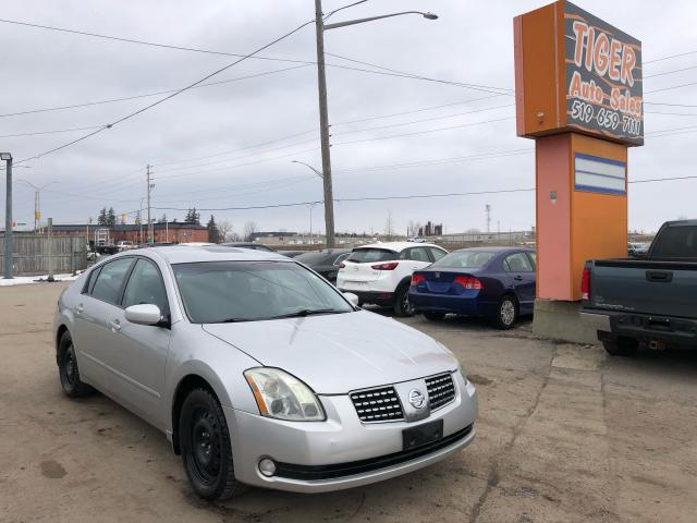 2005 Nissan Maxima 3.5 SE*RUNS & DRIVES WELL**AS IS SPECIAL