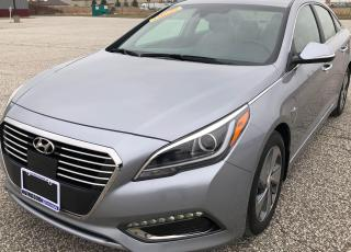 Used 2016 Hyundai Sonata Plug In Hybrid Ultimate for sale in Windsor, ON