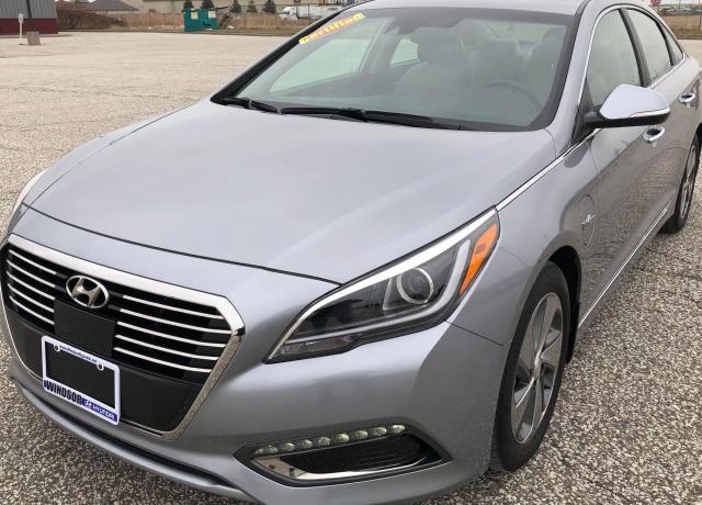 2016 Hyundai Sonata Plug In Hybrid Ultimate