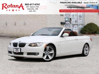 Used 2010 BMW 3 Series 335i_w/ Navi_Bluetooth_Low KMs_ for sale in Oakville, ON
