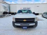 Photo of White 2013 Chevrolet Silverado 1500