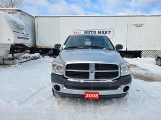 Used 2008 Dodge Ram 1500 ST for sale in Barrie, ON