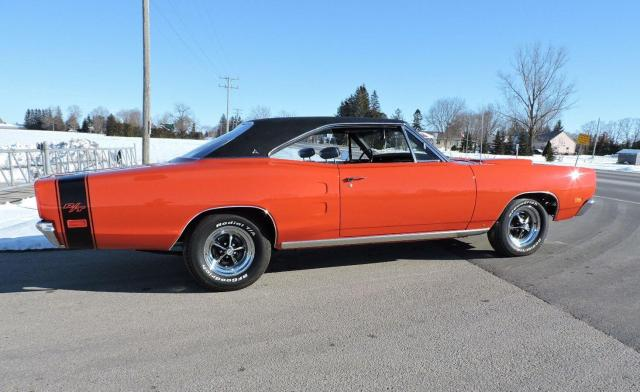 1969 Dodge Coronet R/T 440 Air Grabber Dana Restored