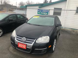 Used 2010 Volkswagen Jetta wolfsburg for sale in St Catharines, ON