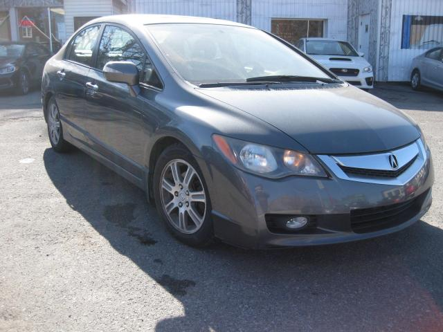 2009 Acura CSX AC Sunroof Htd Leather PL PM PW 4cyl low mileage