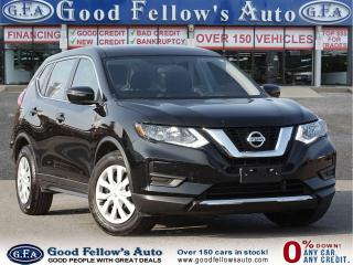 Used 2017 Nissan Rogue S MODEL, REARVIEW CAMERA, HEATED SEATS, 4CYL 2.5L for sale in Toronto, ON