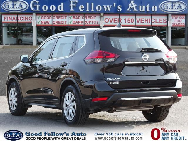 2017 Nissan Rogue S MODEL, REARVIEW CAMERA, HEATED SEATS, 4CYL 2.5L