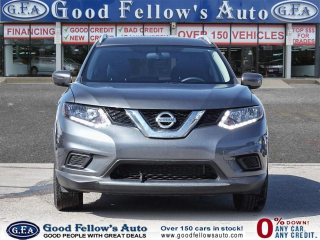 2016 Nissan Rogue Auto Financing Available ..! Photo2