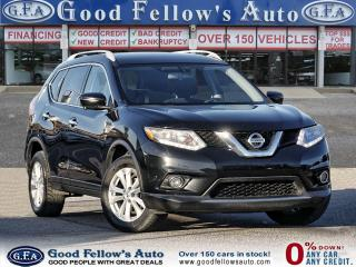 Used 2016 Nissan Rogue SV 4CYL 2.5L,AWD, POWER SEATS, PANROOF, NAVIGATION for sale in Toronto, ON