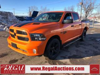 Used 2019 RAM 1500 CLASSIC EXPRESS CREW CAB 4WD 5.7L for sale in Calgary, AB