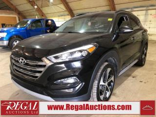 Used 2017 Hyundai Tucson Limited 4D Utility AWD for sale in Calgary, AB