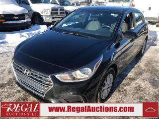 Used 2018 Hyundai Accent GL 4D Hatchback 1.6L for sale in Calgary, AB