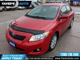Used 2009 Toyota Corolla LE for sale in Hamilton, ON