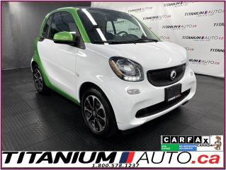 Used 2017 Smart fortwo Electric Drive+GPS+Camera+Sunroof+Heated Seats for sale in London, ON