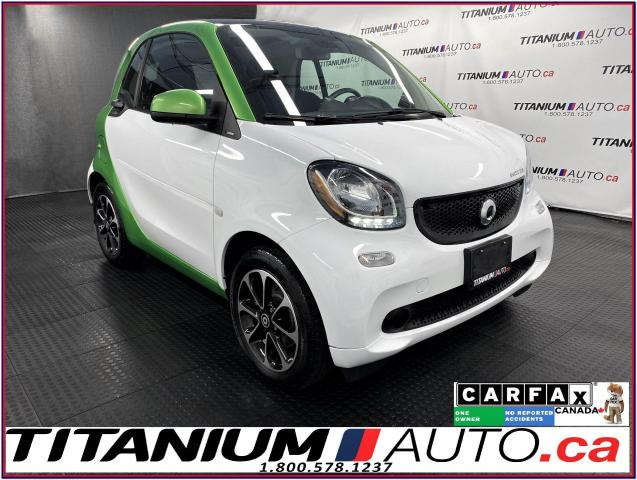 2017 Smart fortwo Electric Drive+GPS+Camera+Sunroof+Heated Seats