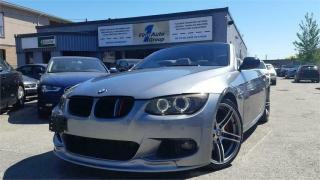 Used 2011 BMW 3 Series 335is Convertible for sale in Etobicoke, ON