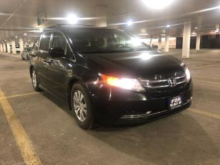 Used 2014 Honda Odyssey EX-L for sale in Scarborough, ON