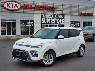 New 2021 Kia Soul EX IVT - Lane Keep Assist, Blind Spot Detection for sale in Niagara Falls, ON