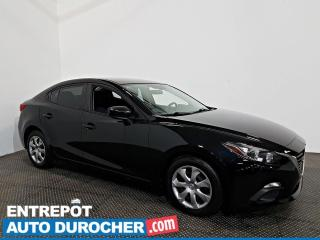 Used 2016 Mazda MAZDA3 Groupe Électrique for sale in Laval, QC