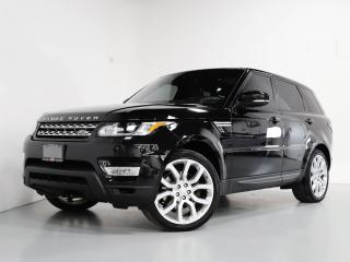 Used 2017 Land Rover Range Rover Sport TD6 HSE I 22 IN WHEELS I NAV I MERIDIAN for sale in Vaughan, ON