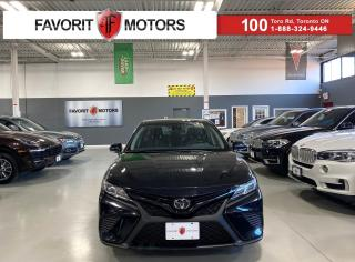 Used 2020 Toyota Camry SE|LEATHER|ALLOYS|BACKUPCAM|SAFETYTECH|HEATEDSEATS for sale in North York, ON