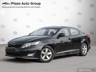 Used 2015 Kia Optima LX | FINANCE ME | BUY FROM HOME | CLEAN for sale in Richmond Hill, ON