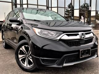 Used 2019 Honda CR-V LX|AWD|HEATED SEATS|ALLOYS|REAR VIEW|LEATHER INTERIOR| for sale in Brampton, ON