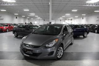 Used 2011 Hyundai Elantra NO ACCIDENTS I HEATED SEATS I POWER OPTIONS I KEYLESS ENTRY for sale in Mississauga, ON