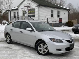 Used 2009 Mazda MAZDA3 1-Owner Manual GS Cruise A/C Power Group for sale in Sutton, ON