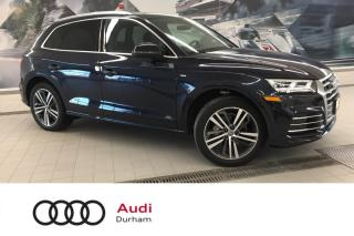 Used 2020 Audi Q5 45 Technik + Nav | Pano Roof | Virtual Cockpit for sale in Whitby, ON