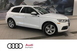 Used 2020 Audi Q5 45 Technik + Virtual Cockpit | B & O | Nav for sale in Whitby, ON