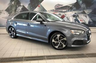 Used 2020 Audi A3 45 Progressiv + Apple CarPlay | Nav | Pano Roof for sale in Whitby, ON