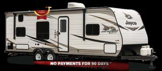 Used 2018 Jayco Jay Flight SLX8 224BH - $35 WEEKLY* for sale in Winnipeg, MB