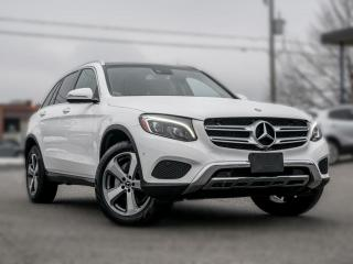 Used 2017 Mercedes-Benz GL-Class GLC300 |NAV|PANOROOF|360 CAMERA|B.SPOT |LOADED for sale in North York, ON