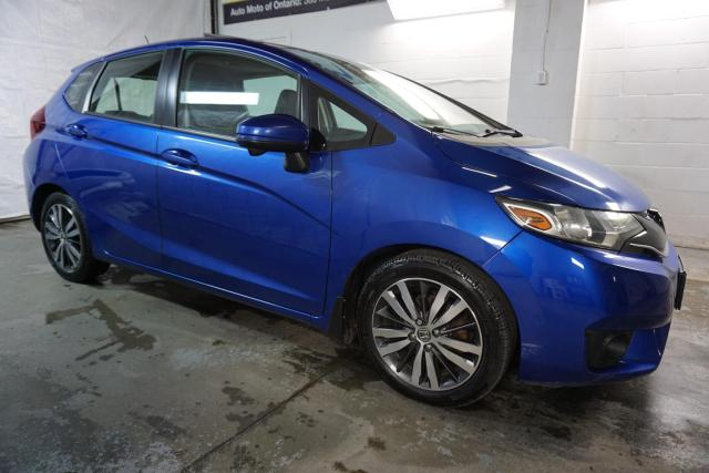 2015 Honda Fit EX CERTIFIED 2 YR WARRANTY *1 OWNER*FREE ACCIDENT* BACK/SIDE CAMERA SUNROOF BLUETOOTH HEATED ALLOYS