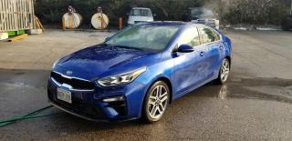 Used 2020 Kia Forte EX   2020 Kia Forte EX    with sunroof for sale in Kitchener, ON