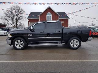 Used 2014 RAM 1500 Big Horn for sale in Dunnville, ON
