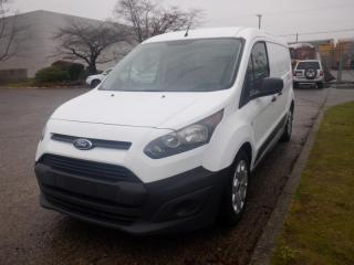 Used 2015 Ford Transit Connect Rear Shelving Cargo Van for sale in Burnaby, BC