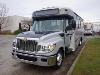 Used 2013 International 3000 25 Passenger Bus Diesel with Wheelchair Accessibility for sale in Burnaby, BC