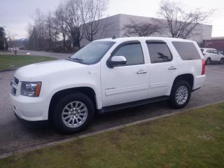 Used 2010 Chevrolet Tahoe Hybrid 1HY 4WD With 3rd Row Seating for sale in Burnaby, BC