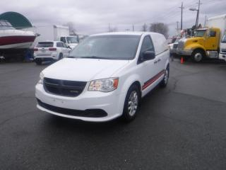 Used 2014 RAM Cargo Van With Rear Shelvings for sale in Burnaby, BC