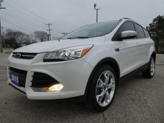 Used 2015 Ford Escape Titanium | Navigation | Power Lift Gate | Remote Start for sale in Essex, ON