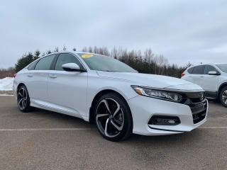 Used 2018 Honda Accord Sport for sale in Summerside, PE