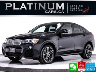 Used 2015 BMW X4 xDrive35i, M-SPORT, NAV, HEATED, SUNROOF, CAM, BT for sale in Toronto, ON