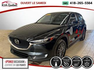 Used 2019 Mazda CX-5 **GS * CUIR * VOLANT CHAUFFANT * SIEGES for sale in Québec, QC