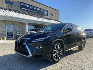 Used 2017 Lexus RX 350 Traction intégrale, 4 portes for sale in St-Eustache, QC