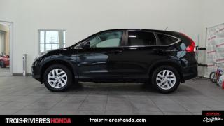 Used 2016 Honda CR-V SE + AWD + VITRES TEINTEES + BLUETOOTH ! for sale in Trois-Rivières, QC