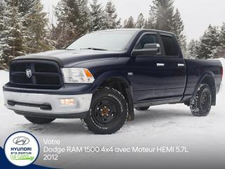 Used 2012 RAM 1500 Outdoorsman **4X4** HEMI 5.7L for sale in Val-David, QC