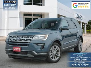 Used 2019 Ford Explorer LIMITED for sale in Oakville, ON