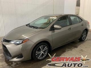 Used 2019 Toyota Corolla LE Groupe Amélioré Toit Ouvrant Caméra Mags for sale in Shawinigan, QC